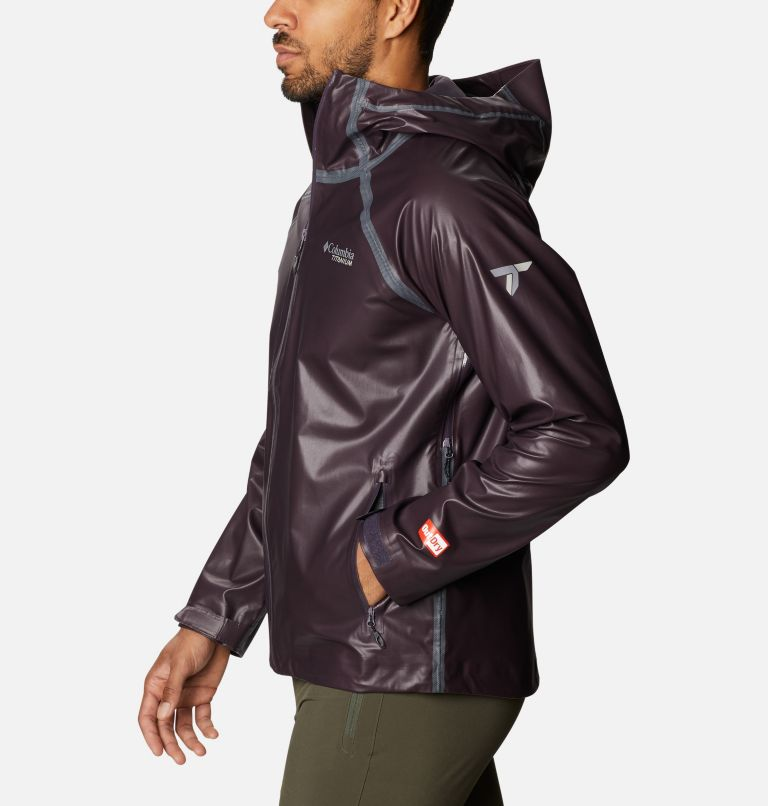 OutDry Ex™ Reign™ Jacket | 511 | XL Men's OutDry™ Ex Reign Jacket, Dark Purple Heather, a1