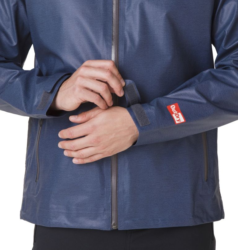 OutDry Ex™ Reign™ Jacket | 464 | XXL Veste OutDry Ex™ Reign™ Homme, Collegiate Navy Heather, a5