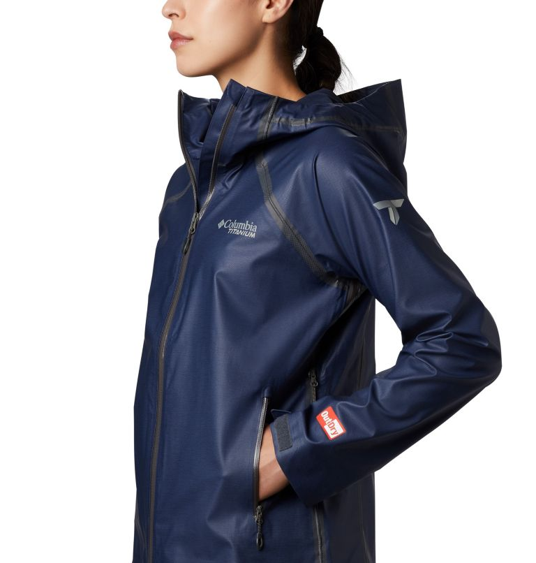 OutDry Ex™ Reign™ Jacket | 466 | XS Women's OutDry Ex™ Reign™ Jacket, Nocturnal Heather, a1