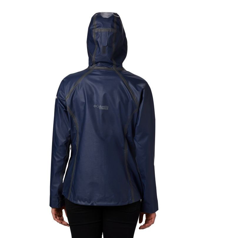 Women's OutDry Ex™ Reign™ Jacket Women's OutDry Ex™ Reign™ Jacket, back