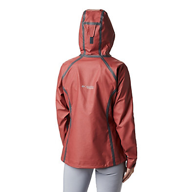 Veste OutDry Ex™ Reign™ Femme OutDry Ex™ Reign™ Jacket | 030 | L, Dusty Crimson Heather, back