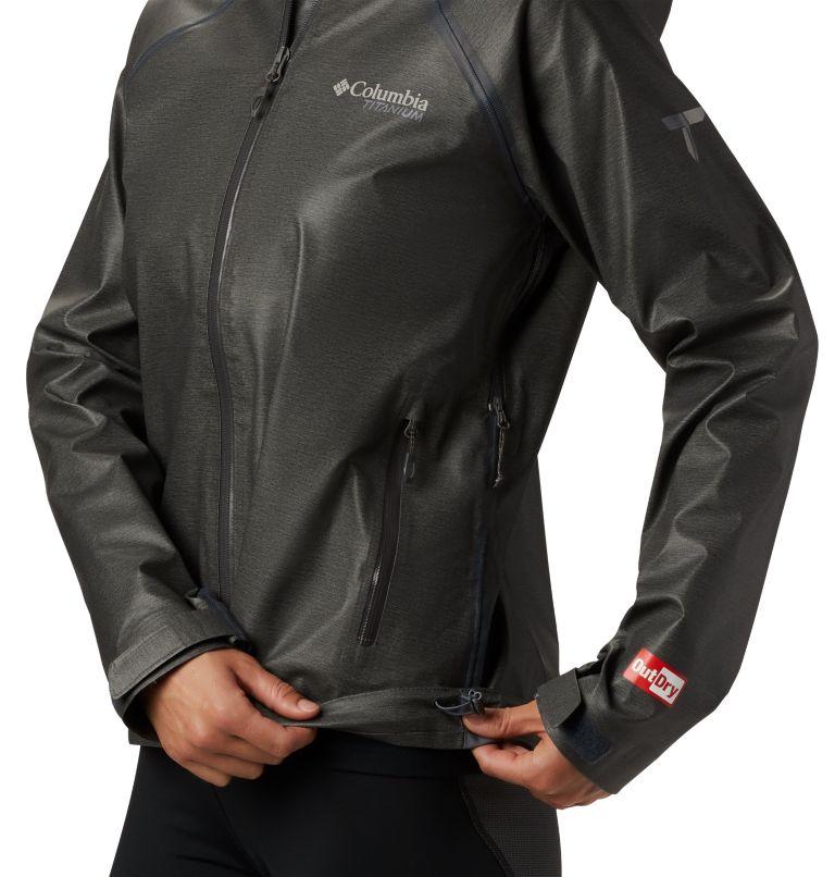 OutDry Ex™ Reign™ Jacket | 030 | 2X Manteau OutDry Ex Reign™ pour femme, Charcoal Heather, a2