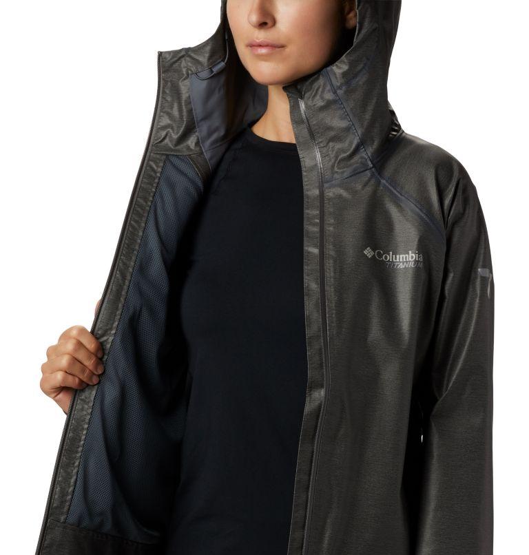 OutDry Ex™ Reign™ Jacket | 030 | 2X Manteau OutDry Ex Reign™ pour femme, Charcoal Heather, a3