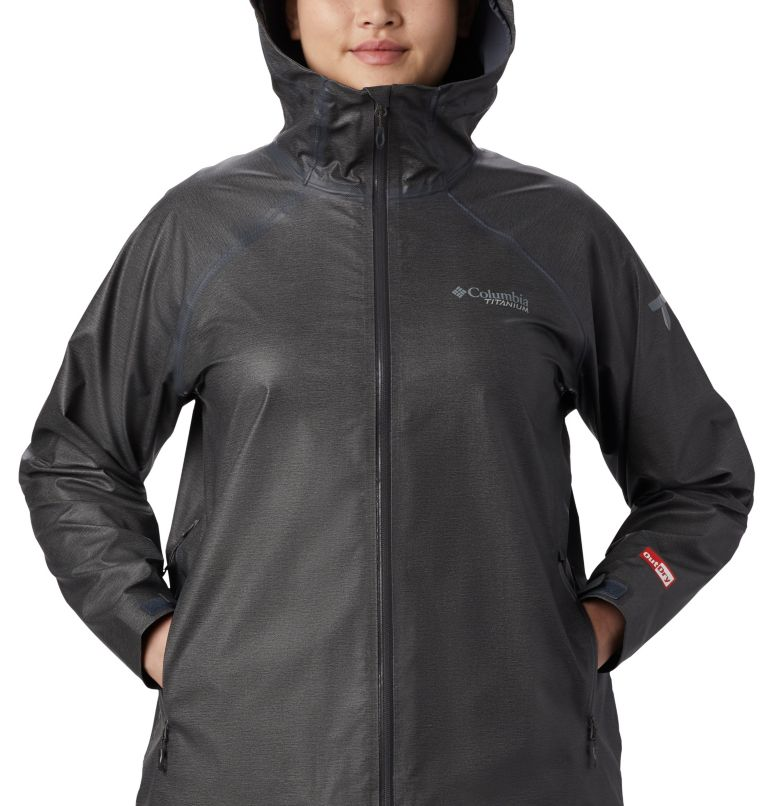 Women's OutDry Ex™ Reign™ Jacket - Plus Size Women's OutDry Ex™ Reign™ Jacket - Plus Size, a5