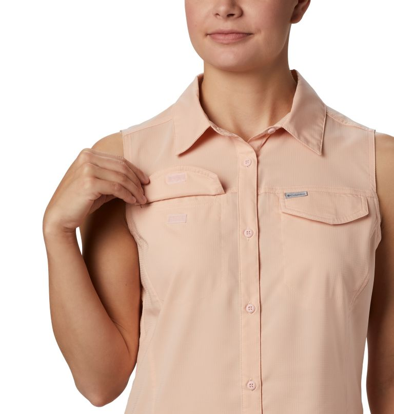 Women's Silver Ridge™ Lite Sleeveless Shirt Women's Silver Ridge™ Lite Sleeveless Shirt, a2