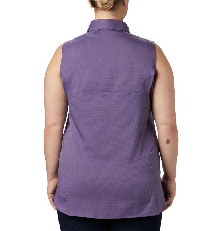 Chemise sans manches Silver Ridge™ Lite pour femme — Grandes tailles Chemise sans manches Silver Ridge™ Lite pour femme — Grandes tailles, back