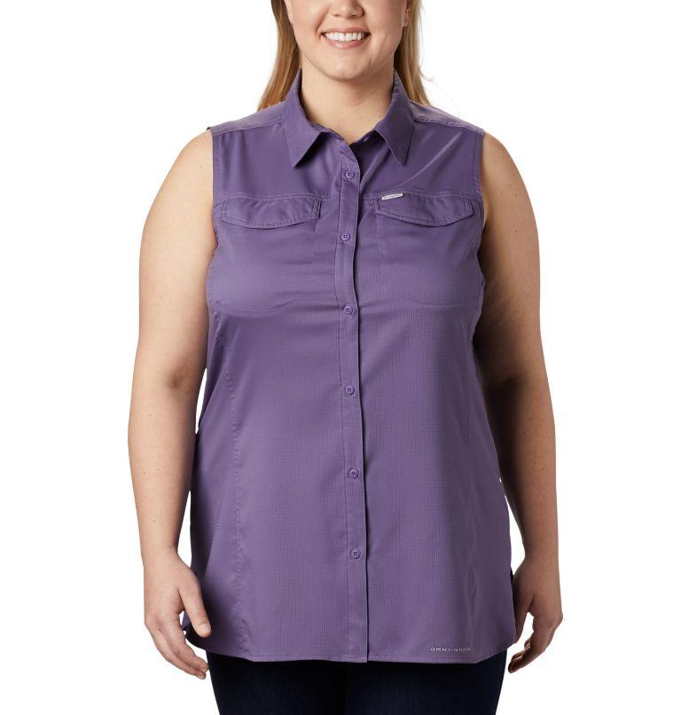 Chemise sans manches Silver Ridge™ Lite pour femme — Grandes tailles Chemise sans manches Silver Ridge™ Lite pour femme — Grandes tailles, front