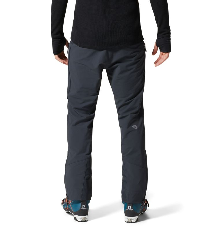 Mount MacKenzie™ Softshell Pant | 004 | XXL Men's Mount MacKenzie™ Softshell Pant, Dark Storm, back