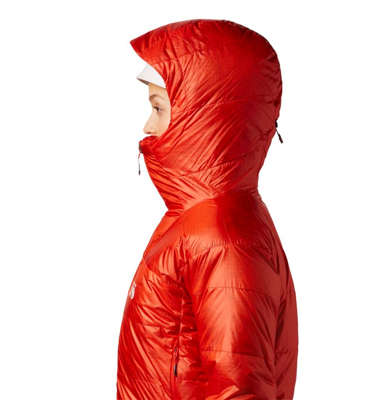 Phantom™ Parka | 636 | XL Women's Phantom™ Down Hooded Parka, Fiery Red, a4