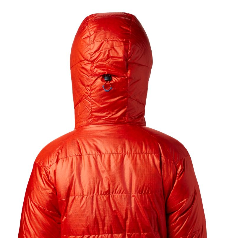 Phantom™ Parka | 636 | M Women's Phantom™ Down Hooded Parka, Fiery Red, a5