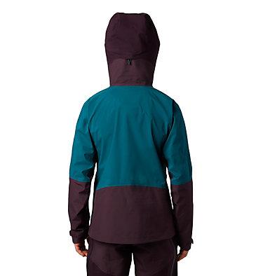 Women's High Exposure™ Gore-Tex® C-Knit™ Anorak High Exposure™ Gore-Tex® C-Kni | 750 | M, Dive, back