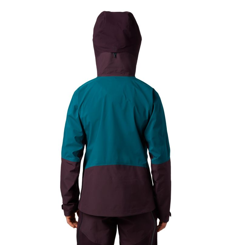 Women's High Exposure™ Gore-Tex® C-Knit™ Anorak Women's High Exposure™ Gore-Tex® C-Knit™ Anorak, back