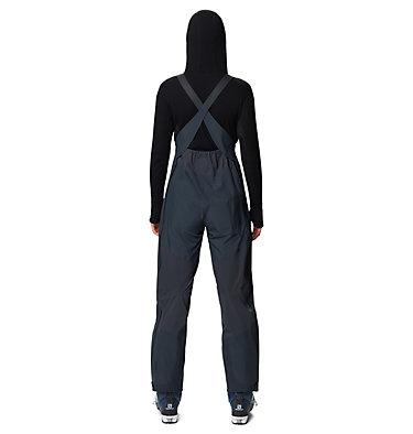 Women's High Exposure™ Gore-Tex® C-Knit™ Bib High Exposure™ Gore-Tex C-Knit™ Bib | 004 | L, Dark Storm, back