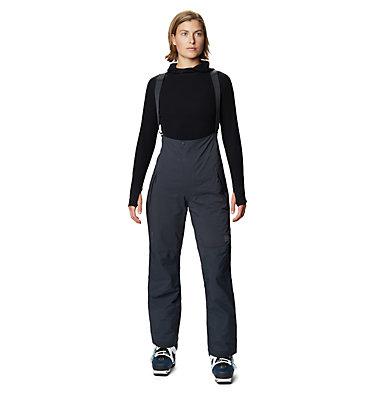 Women's High Exposure™ Gore-Tex® C-Knit™ Bib High Exposure™ Gore-Tex C-Knit™ Bib | 004 | L, Dark Storm, front