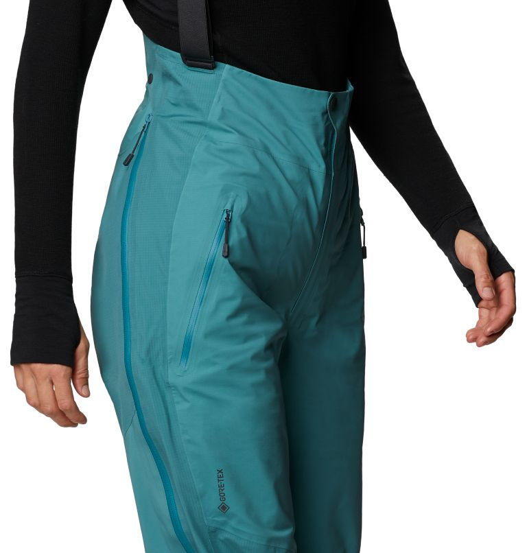 Women's High Exposure™ Gore-Tex® C-Knit™ Bib Women's High Exposure™ Gore-Tex® C-Knit™ Bib, a2