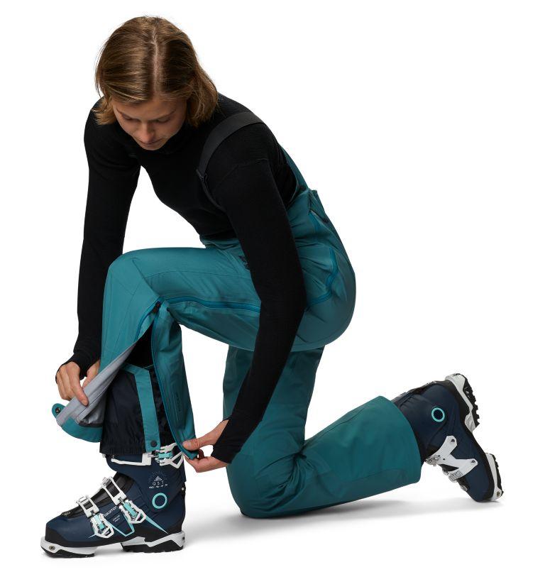 Women's High Exposure™ Gore-Tex® C-Knit™ Bib Women's High Exposure™ Gore-Tex® C-Knit™ Bib, a3