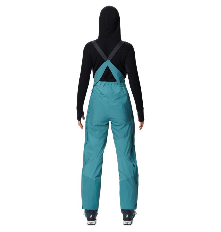 Women's High Exposure™ Gore-Tex® C-Knit™ Bib Women's High Exposure™ Gore-Tex® C-Knit™ Bib, back