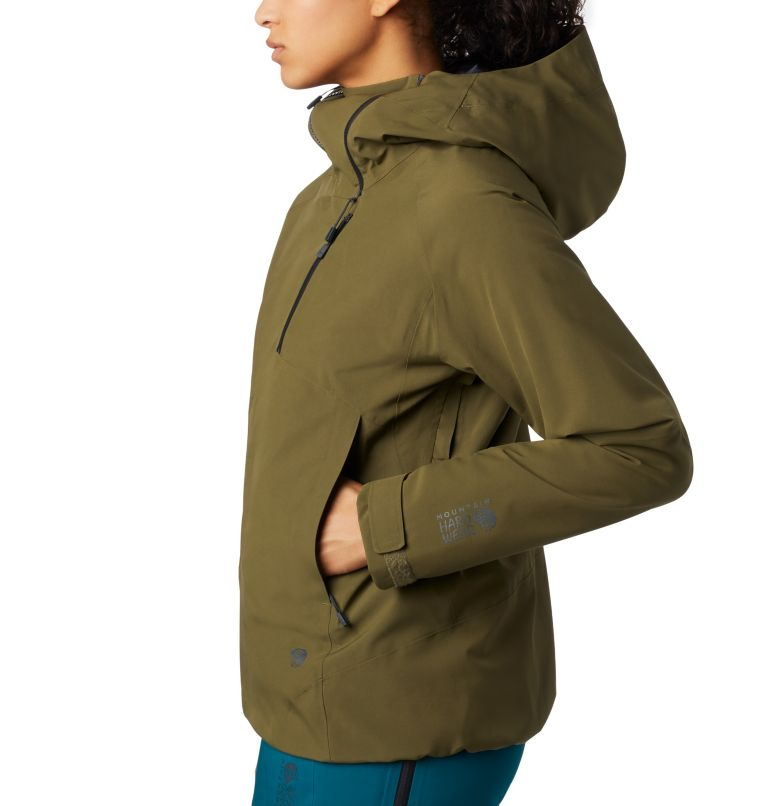 Women's Cloud Bank™ Gore-Tex® Insulated Jacket Women's Cloud Bank™ Gore-Tex® Insulated Jacket, a2