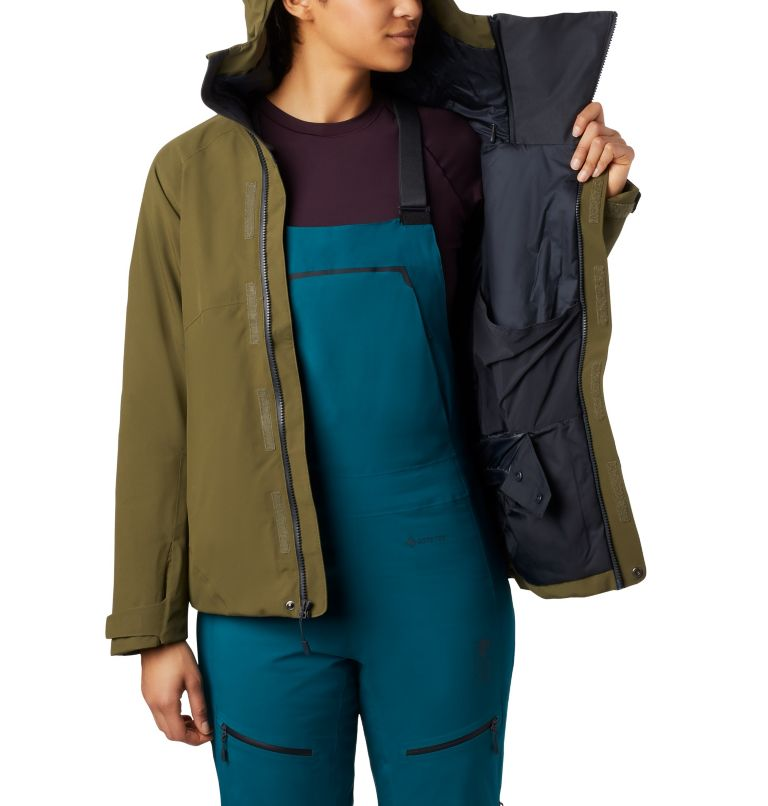 Women's Cloud Bank™ Gore-Tex® Insulated Jacket Women's Cloud Bank™ Gore-Tex® Insulated Jacket, a5