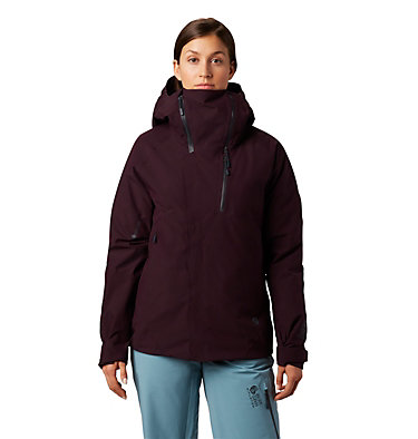 Women's Cloud Bank™ Gore-Tex® Insulated Jacket Cloud Bank™ Gore-Tex® Insulate | 353 | XS, Darkest Dawn, front