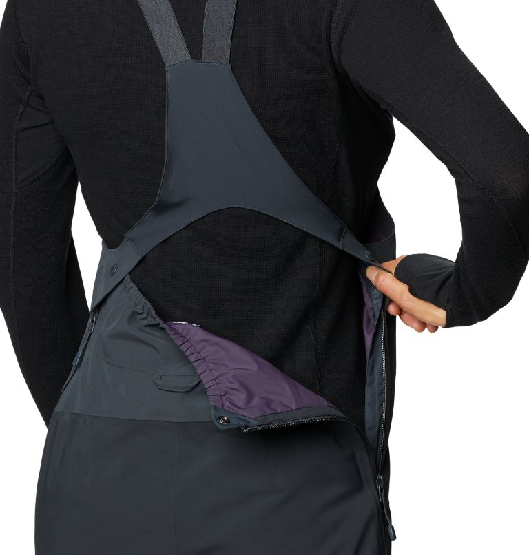 Women's Boundary Line™ Gore-Tex® Insulated Bib Women's Boundary Line™ Gore-Tex® Insulated Bib, a3