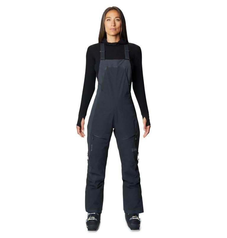 Women's Boundary Line™ Gore-Tex® Insulated Bib Women's Boundary Line™ Gore-Tex® Insulated Bib, front
