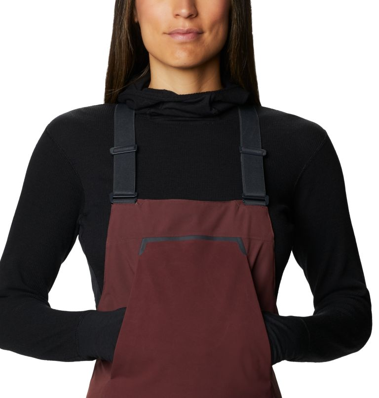 Women's Boundary Line™ Gore-Tex® Insulated Bib Women's Boundary Line™ Gore-Tex® Insulated Bib, a2