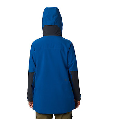 Women's FireFall/2™ Insulated Anorak FireFall/2™ Insulated Anorak | 514 | L, Nightfall Blue, back