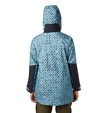 Women's FireFall/2™ Insulated Anorak FireFall/2™ Insulated Anorak | 514 | L, Peak Blue, back