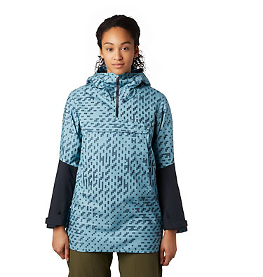Women's FireFall/2™ Insulated Anorak FireFall/2™ Insulated Anorak | 514 | L, Peak Blue, front