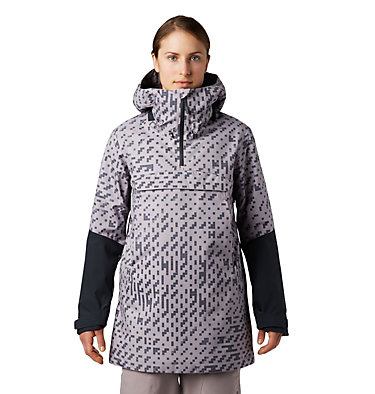 Women's FireFall/2™ Insulated Anorak FireFall/2™ Insulated Anorak | 514 | L, Mystic Purple, front