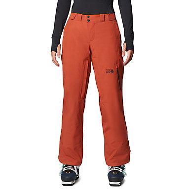 Women's Cloud Bank™ Gore-Tex® Insulated Pant Cloud Bank™ Gore-Tex Insulated Pant | 324 | L, Dark Clay, front