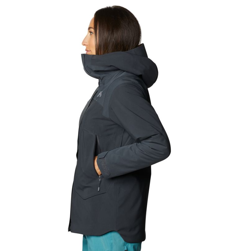 Boundary Line™ Gore-Tex Insulated Jacket | 004 | XL Women's Boundary Line™ Gore-Tex® Insulated Jacket, Dark Storm, a1