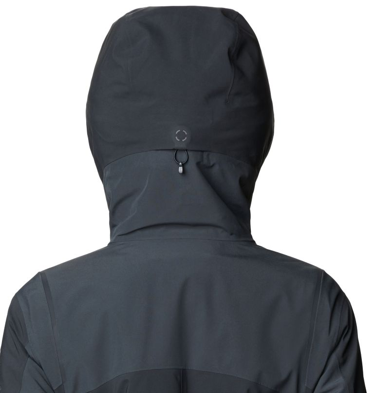 Boundary Line™ Gore-Tex Insulated Jacket | 004 | XL Women's Boundary Line™ Gore-Tex® Insulated Jacket, Dark Storm, a4