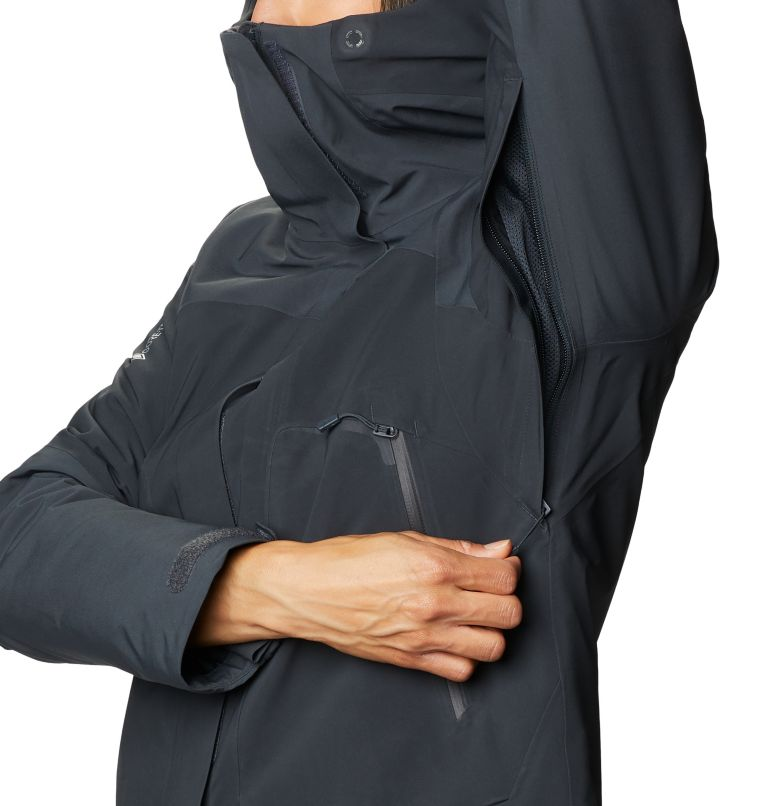 Boundary Line™ Gore-Tex Insulated Jacket | 004 | XL Women's Boundary Line™ Gore-Tex® Insulated Jacket, Dark Storm, a7