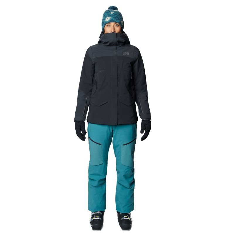Boundary Line™ Gore-Tex Insulated Jacket | 004 | XL Women's Boundary Line™ Gore-Tex® Insulated Jacket, Dark Storm, a9