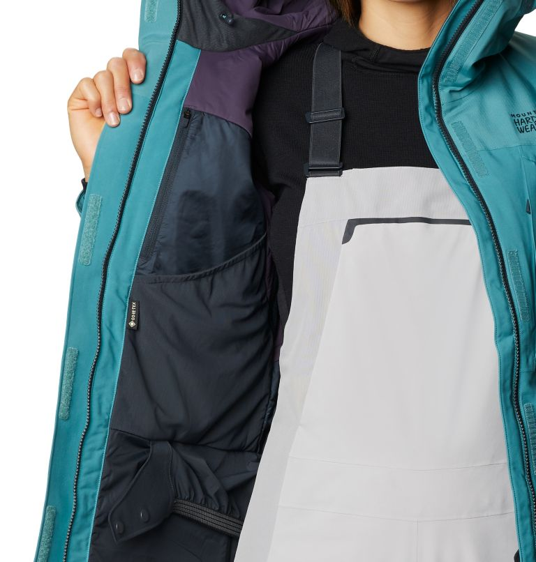 Women's Boundary Line™ Gore-Tex® Insulated Jacket Women's Boundary Line™ Gore-Tex® Insulated Jacket, a6