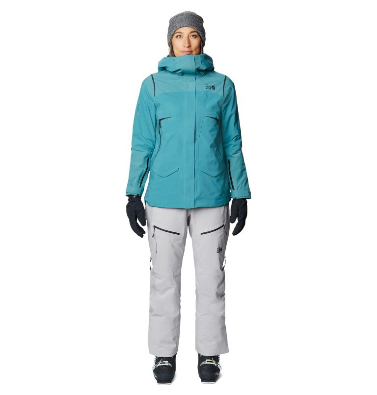 Boundary Line™ Gore-Tex Insulated Jacket | 447 | XL Women's Boundary Line™ Gore-Tex® Insulated Jacket, Washed Turq, a9