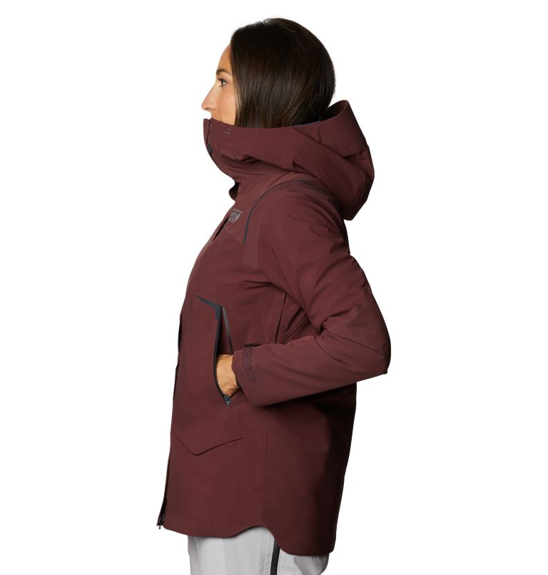 Boundary Line™ Gore-Tex Insulated Jacket | 629 | L Women's Boundary Line™ Gore-Tex® Insulated Jacket, Washed Raisin, a1