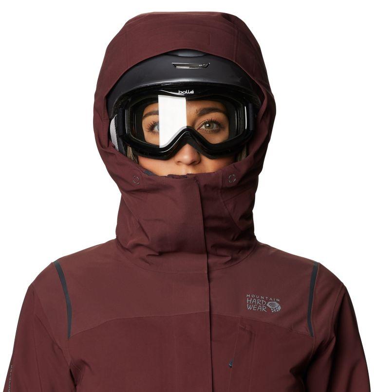 Boundary Line™ Gore-Tex Insulated Jacket | 629 | XL Women's Boundary Line™ Gore-Tex® Insulated Jacket, Washed Raisin, a2