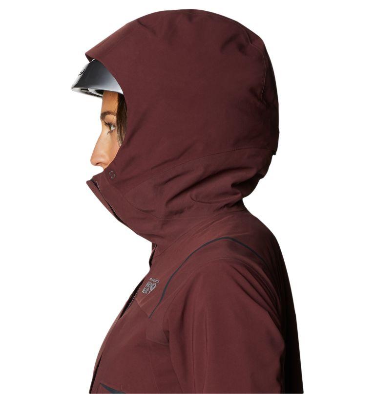 Boundary Line™ Gore-Tex Insulated Jacket | 629 | XL Women's Boundary Line™ Gore-Tex® Insulated Jacket, Washed Raisin, a3