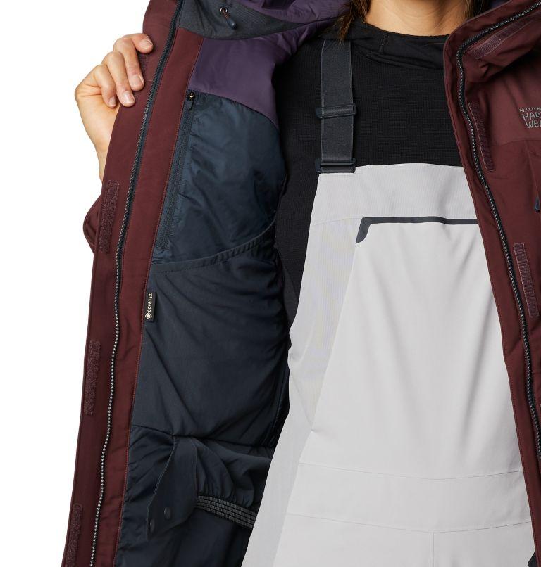 Boundary Line™ Gore-Tex Insulated Jacket | 629 | XL Women's Boundary Line™ Gore-Tex® Insulated Jacket, Washed Raisin, a6
