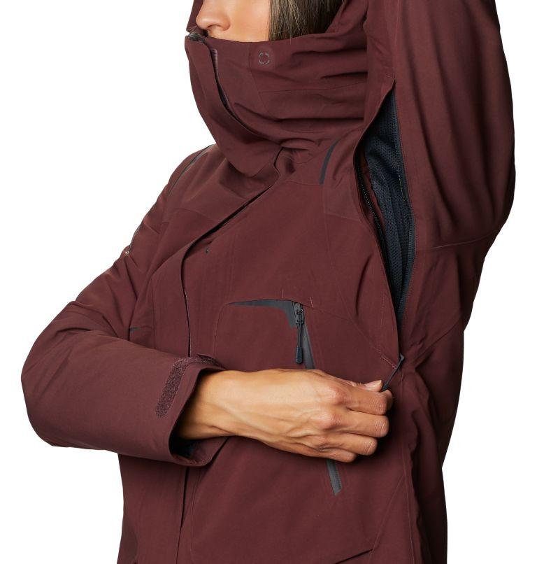 Boundary Line™ Gore-Tex Insulated Jacket | 629 | XL Women's Boundary Line™ Gore-Tex® Insulated Jacket, Washed Raisin, a7
