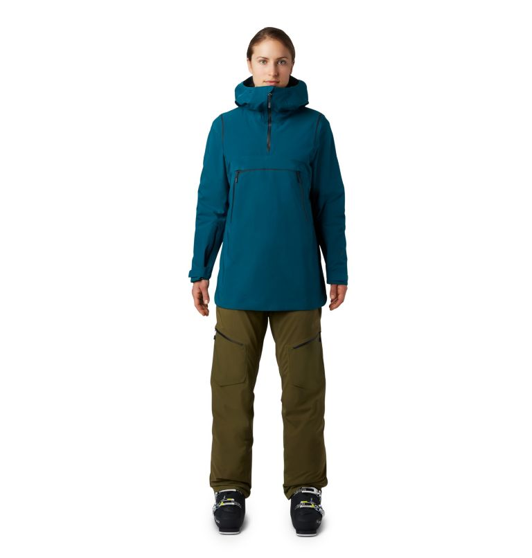 Women's Boundary Line™ Gore-Tex® Insulated Anorak Women's Boundary Line™ Gore-Tex® Insulated Anorak, a5