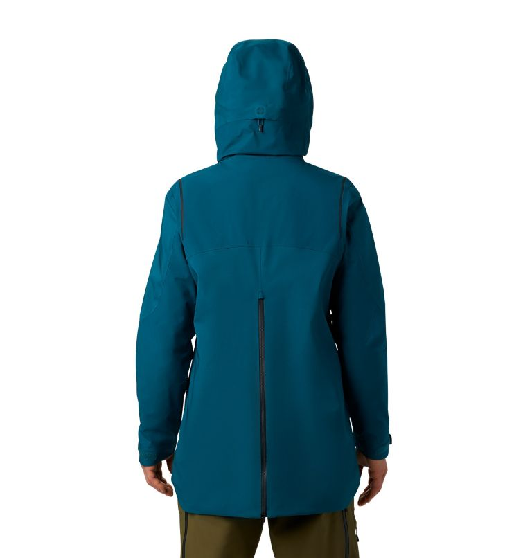 Women's Boundary Line™ Gore-Tex® Insulated Anorak Women's Boundary Line™ Gore-Tex® Insulated Anorak, back