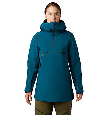 Women's Boundary Line™ Gore-Tex® Insulated Anorak Boundary Line™ Gore-Tex® Ins.  | 468 | L, Dive, front