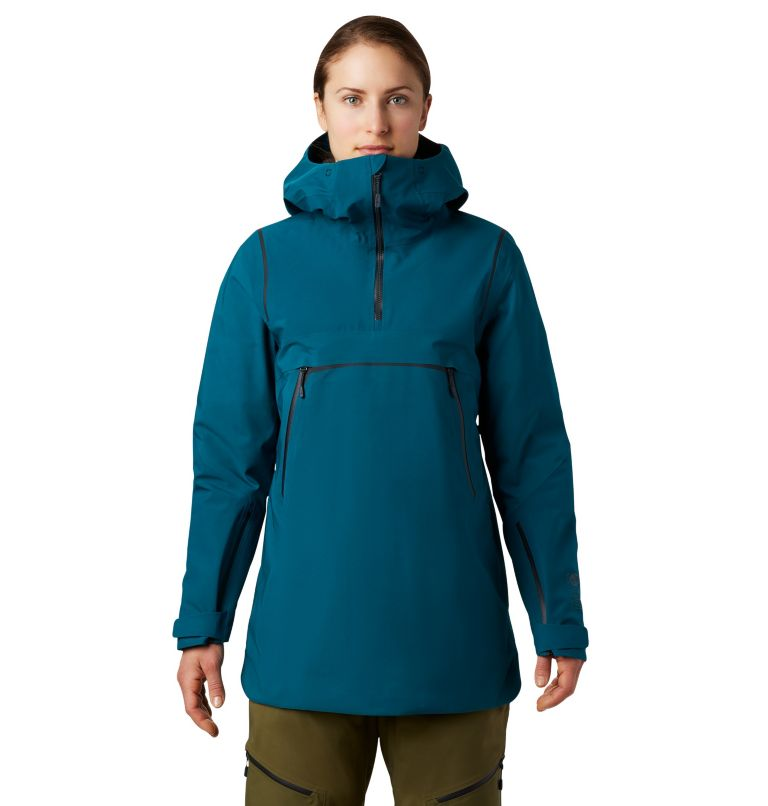 Women's Boundary Line™ Gore-Tex® Insulated Anorak Women's Boundary Line™ Gore-Tex® Insulated Anorak, front