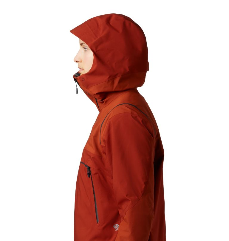 Women's Boundary Line™ Gore-Tex® Insulated Anorak Women's Boundary Line™ Gore-Tex® Insulated Anorak, a1