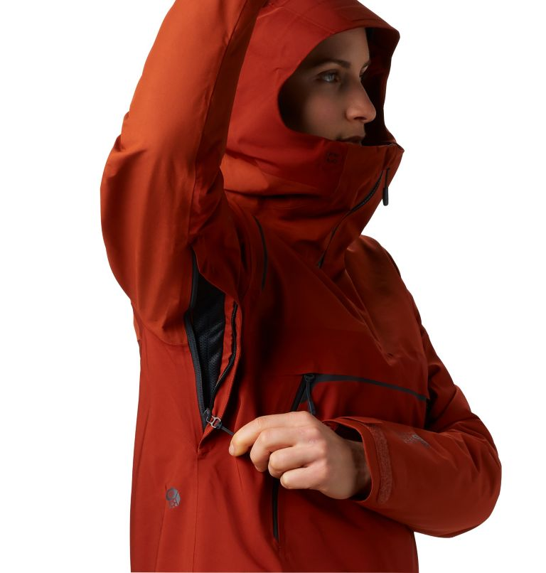 Women's Boundary Line™ Gore-Tex® Insulated Anorak Women's Boundary Line™ Gore-Tex® Insulated Anorak, a3