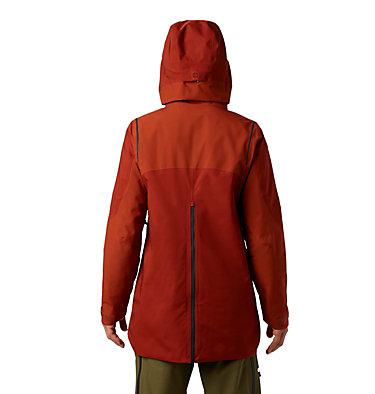 Women's Boundary Line™ Gore-Tex® Insulated Anorak Boundary Line™ Gore-Tex® Ins.  | 468 | L, Rusted, back